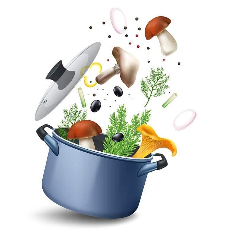 halawa bumbu masak probiotik